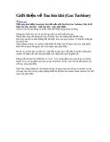 Giới thiệu về Tua bin khí (Gas Turbine)