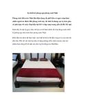 Tự thiết kế phòng ngủ phong cách Nhật