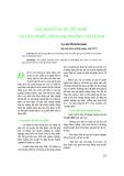 """Báo cáo khoa học: """"Xác định giá trị cổ phiếu và trái phiếu trên thị tr-ờng tài chính"""""""