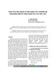"""Báo cáo khoa học: """"Phân tícH tính năng và ứng dụng của Mastercam Phần mềm thiết kế công nghệ cho các máy CNC"""""""