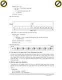 Giáo trình phân tích quy trình sử dụng hàm Input new data để tách một list thành nhiều danh sách p9