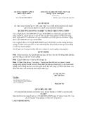 Quyết định số 1726/QĐ-BNN-ĐMDN
