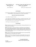 Quyết định số 1013/QĐ-TLĐ