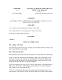 Nghị định số 67/2011/NĐ-CP