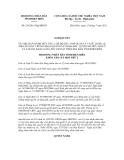 Nghị quyết số 241/2011/NQ-HĐND