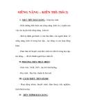Giáo án Giáo dục công dân lớp 6 : Tên bài dạy : SIÊNG NĂNG – KIÊN TRÌ (Tiết 2)