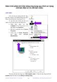 Giáo trình phân tích khả năng ứng dụng quy trình sử dụng chế bản điện tử và chế bản video p1