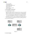 Giáo trình phân tích quy trình ứng dụng cấu hình đường cố định cho router trong giao thức chuyển gói tập tin p5