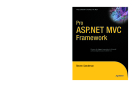 Pro ASP.NET MVC Framework phần 1