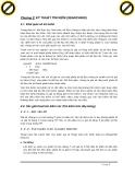 Giáo trình phân tích quy trình ứng dụng nguyên lý sử dụng cấu trúc dữ liệu và giải thuật p2