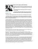 Quan niệm của Hồ Chí Minh về chủ nghĩa xã hội ở Việt Nam