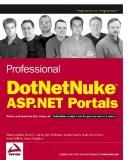 Professional DotNetNuke ASP.NET Portals wrox phần 1