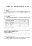 Giáo trình Dược lý đại cương - Chương 6