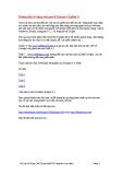 Hướng dẫn sử dụng web portal-Drupal 6.2(phần 1)