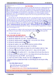 Tài liệu luyện thi Đại Học môn Vật lý 2012 - 2