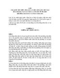 LUẬT CỦA QUỐC HỘI NƯỚC CỘNG HÒA XÃ HỘI CHỦ NGHĨA VIỆT NAM SỐ 11/2003/QH11 NGÀY 26 THÁNG 11 NĂM 2003 VỀ TỔ CHỨC HỘI ĐỒNG NHÂN DÂN VÀ UỶ BAN NHÂN DÂN