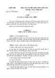 Luật doanh nghiệp nhà nước - Luật số: 14/2003/QH11