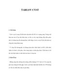 TARLOV CYST