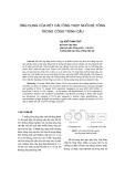"""Báo cáo khoa học: """"ứng dụng của kết cấu ống thép nhồi bê tông trong công trình cầu"""""""
