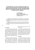 """Báo cáo khoa học: """"quan điểm của chủ tịch Hồ Chí Minh về công tác đào tạo, sử dụng cán bộ ý nghĩa của những quan điểm đó đối với công tác đào tạo, sử dụng cán bộ ở trường """""""