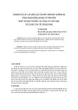 """Báo cáo khoa học: """"Nghiên cứu áp lực đầm lèn của máy đầm mặt đ-ờng bê tông nhựa nóng (BTNN) có tính đến nhiệt độ môi tr-ờng thi công và thời gian tác dụng của tải trọng đầm"""""""