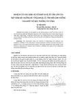 """Báo cáo khoa học: """"Nghiên cứu xác định hệ số bám và hệ số cản lăn của máy đầm mặt đ-ờng bê tông nhựa có tính đến ảnh hưởng của nhiệt độ môi trường thi công"""""""