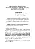 """Báo cáo khoa học: """"Nghiên cứu xây dựng giảI pháp kinh doanh một số dịch vụ hạ tầng phục vụ th-ơng mại điện tử (TMĐT) của Tập đoàn BCVT Việt nam (VNPT) trong giai đoạn hội nhập quốc tế"""""""