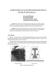 """Báo cáo khoa học: """"Nghiên cứu động lực học hệ thống rung động đúc dầm cầu bê tông cốt thép dự ứng lực"""""""