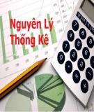 Hệ thống công thức môn Nguyên lý thống kê kinh tế