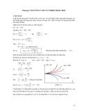 Bài Giảng Nhiệt Động Hóa Học và Dầu Khí - chuong5