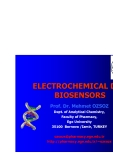ELECTROCHEMICAL DNA BIOSENSORS phần 1