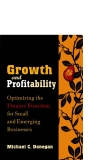 GROWTH AND PROFITABILITYOptimizing the Finance Function for Small and Emerging Businesses phần 1