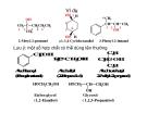 Bài giảng dẫn xuất Hydrocacbone - Dẫn xuất hydroxi (Ancol-Phenol-Ete) part 2