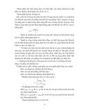 Bài giảng điện hóa lý thuyết part 7