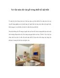 Tư vấn màu sắc sàn gỗ trong thiết kế nội thất