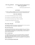 Quyết định số 49/2011/QĐ-TTg