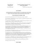 Quyết định số 107/2011/QĐ-UBND