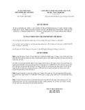 Quyết định số 56/2011/QĐ-UBND