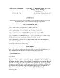 Quyết định số 1488/QĐ-TTg