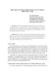 Báo cáo khoa học: Điều kiện cân bằng khối lượng cơ cấu phẳng nhiều bậc tự do - ThS. Đỗ Trọng Phú, GS. TS. Nguyễn Văn Khang