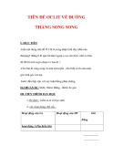 Giáo án môn Toán lớp 7 : Tên bài dạy : TIÊN ĐỀ ƠCLIT VỀ ĐƯỜNG THẲNG SONG SONG