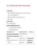 Giáo án môn Toán lớp 7 : Tên bài dạy : TỪ VUÔNG GÓC ĐẾN SONG SONG