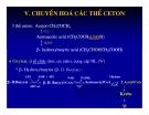 Bài giảng chuyển hóa các chất - Chuyển Hóa Lipid part 9