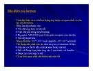 Bài giảng sinh hóa -Hóa sinh Hormon part 2