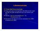 Bài giảng sinh hóa -Hóa sinh Hormon part 6