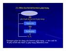 Bài giảng sinh hóa -Hóa sinh Hormon part 7