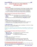 Giáo trình Hình họa - Bài 10