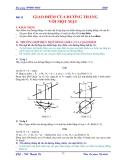 Giáo trình Hình họa - Bài 11