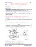 Giáo trình Hình họa - Bài 12