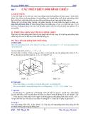 Giáo trình Hình họa - Bài 7